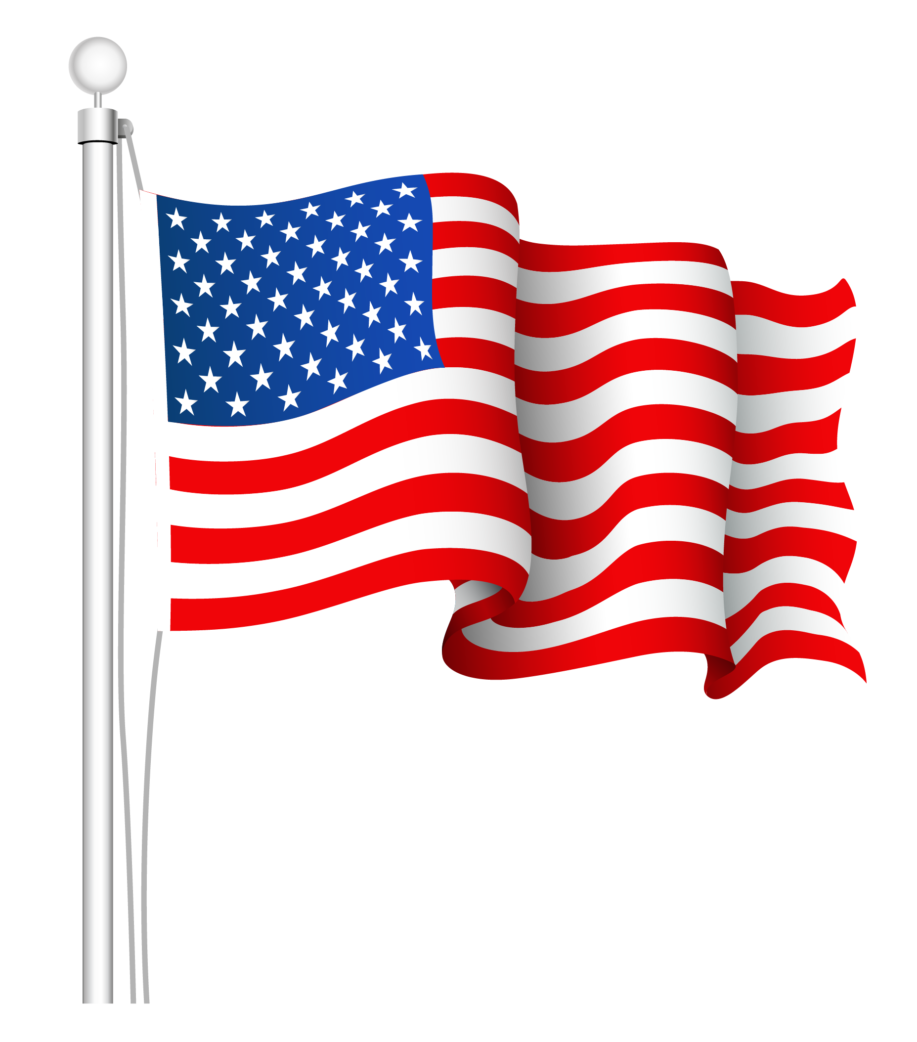 American flag free flag clip art clipart cliparting